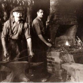 In the forge