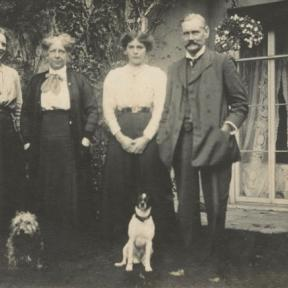 The family from Handley House maybe!