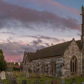 St. Mary's Church, Sixpenny Handley - Andrew Chorley AWD Photography