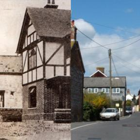 The Roebuck then and now