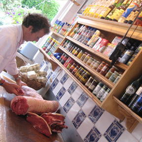 Clarkes, Butchers and Fine Foods, Sixpenny Handley, Dorset