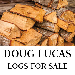 Doug Lucas, logs for sale