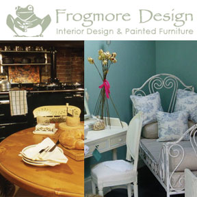 Frogmore Design Painted furniture, gifts and interiors