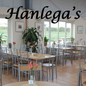 Hanlega's restaurant and catered functions in Sixpenny Handley, Dorset