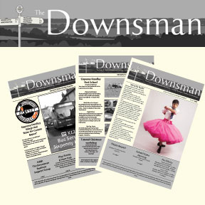 The Downsman, parish magazine for Sixpenny Handley and Pentridge
